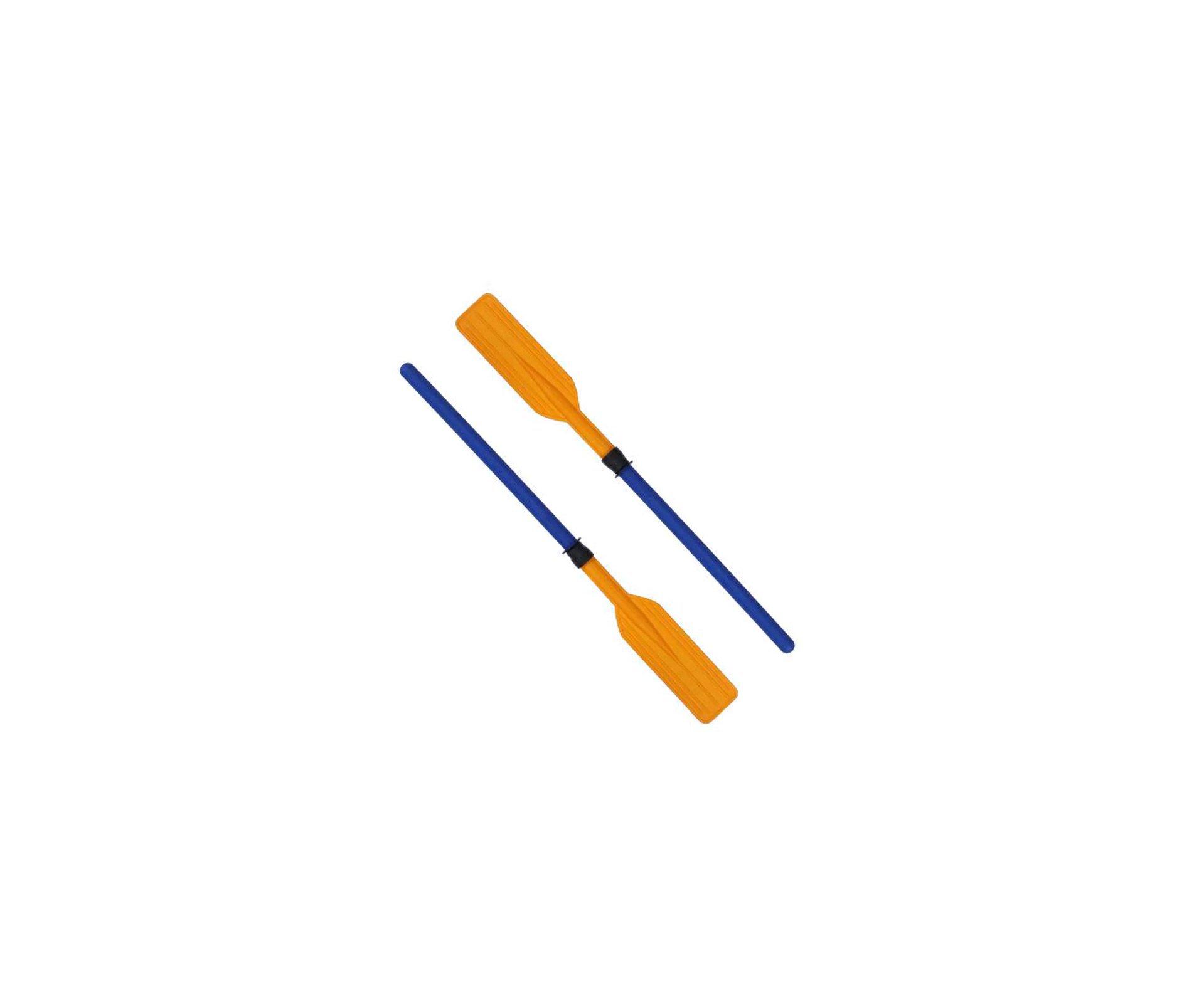 Remo Plástico Botes E Caiaques (par) - Nautika