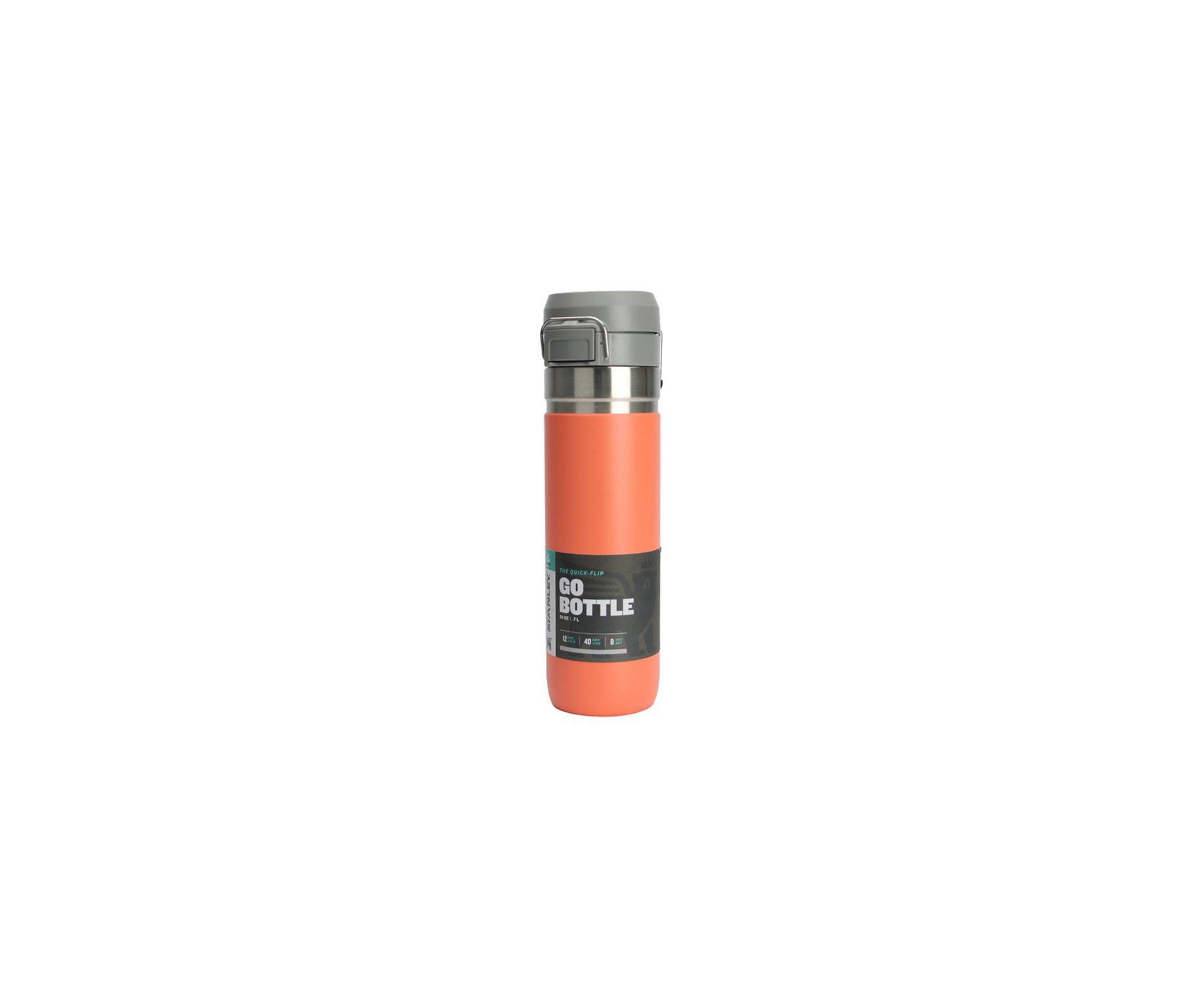 Garrafa térmica Go Bottle Quick Flip Guava 710ml Stanley