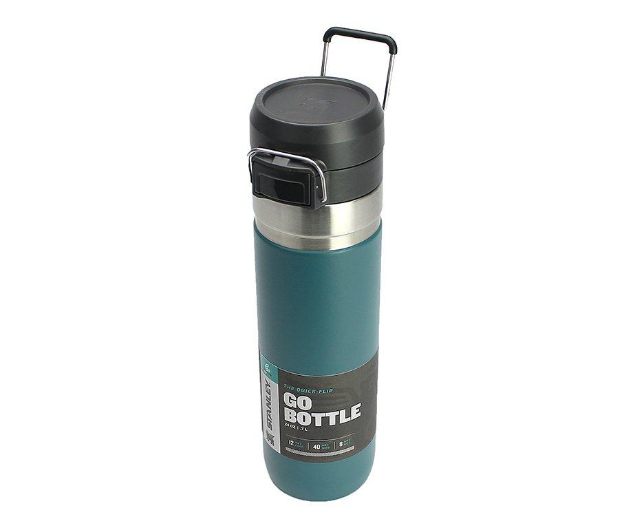 Garrafa térmica Go Bottle Quick Flip Lagoo 710ml Stanley