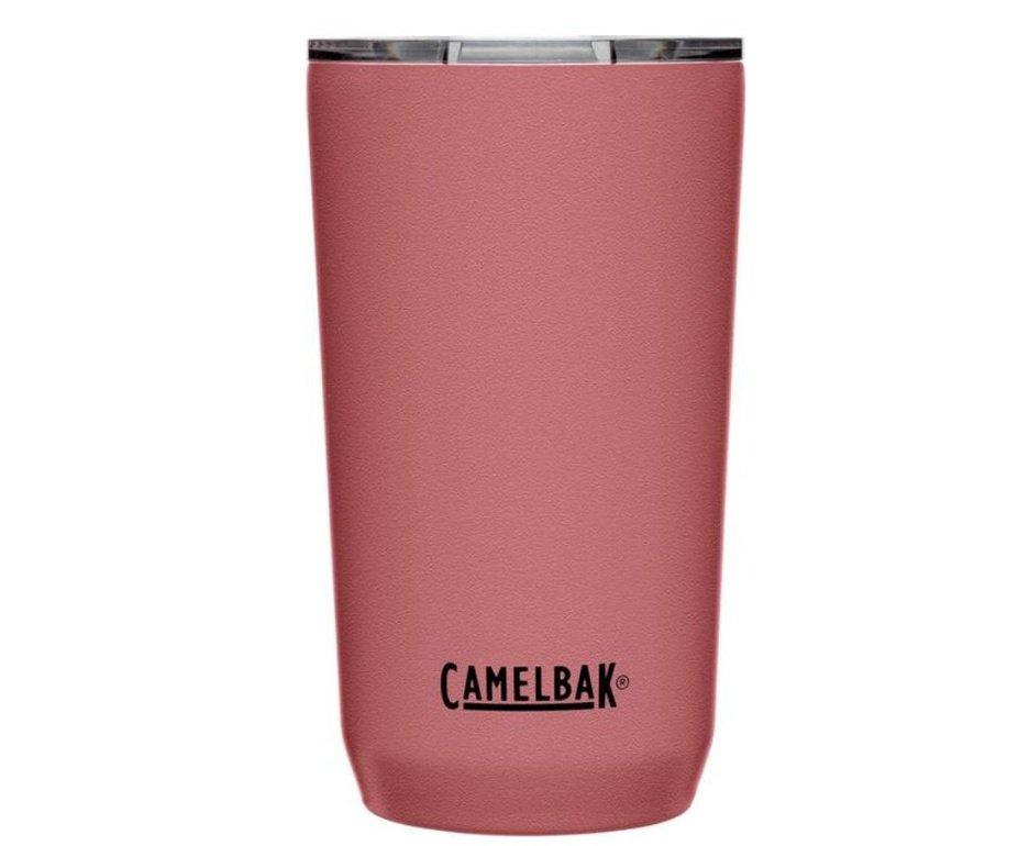 Copo térmico com Tampa Camelbak Thumbler 500ML Rosa