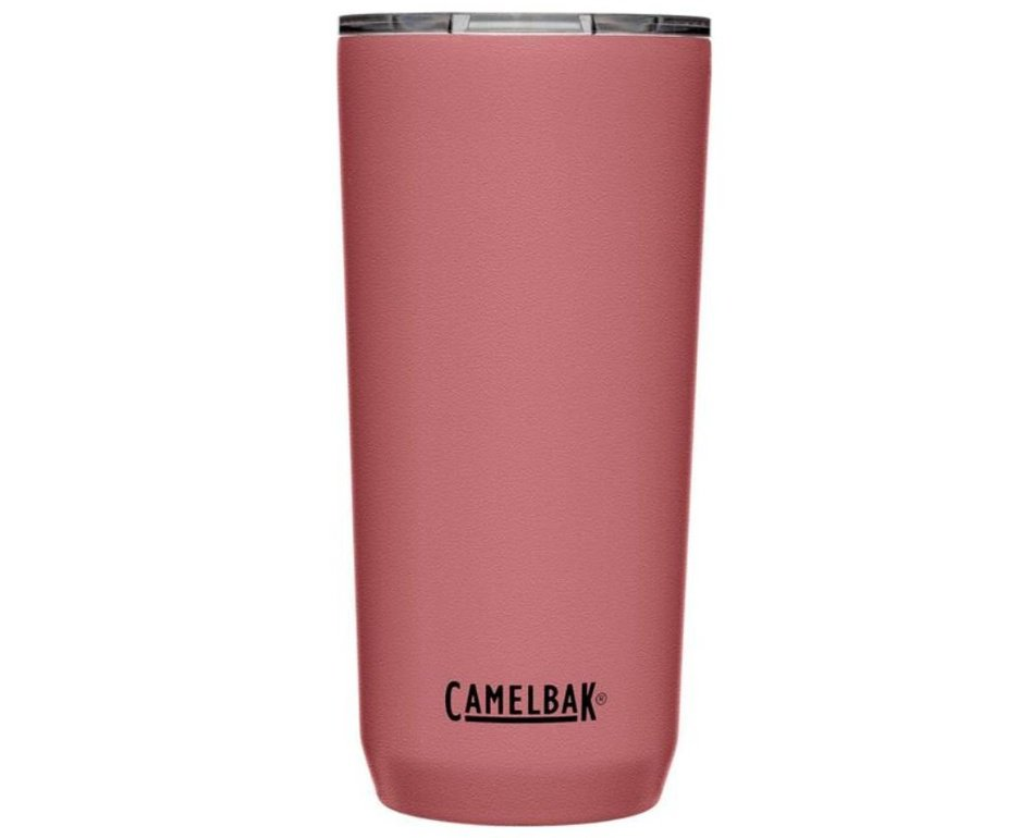Copo térmico com Tampa Camelbak Thumbler 600ML Rosa