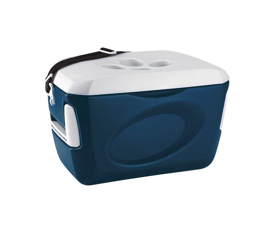Caixa Térmica Invicta 24l Azul Petróleo