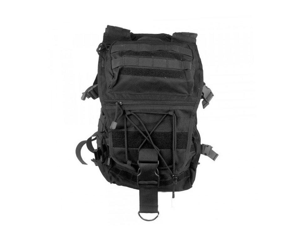 Mochila Tactical Assault Pack Preta Bk-5055bk - Evo Tactical
