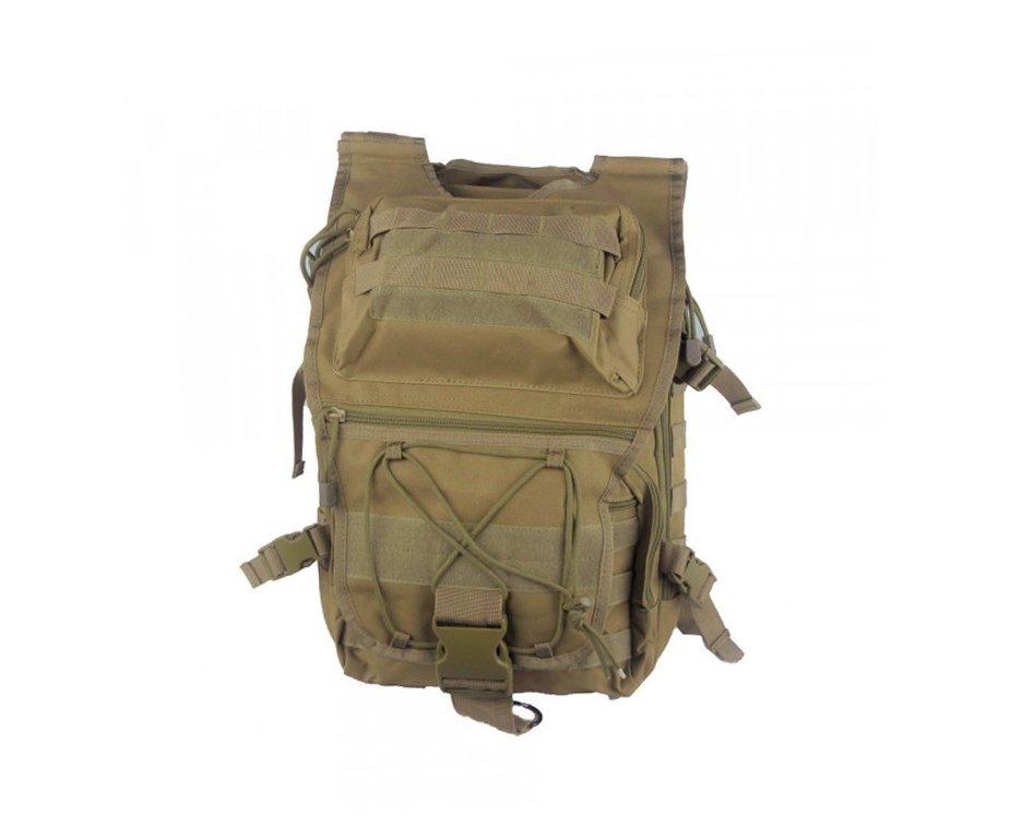 Mochila Tactical Assault Pack Tan Bk-8055tn - Evo Tactical