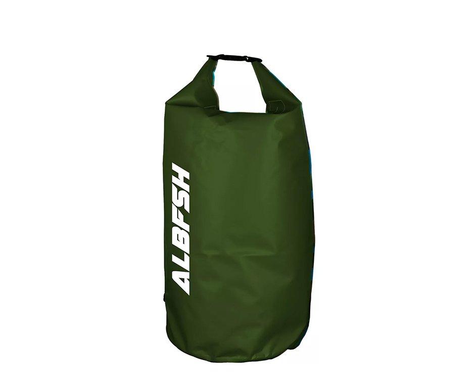 Bolsa Bag A Prova D Agua 50l Verde Militar - Albatroz