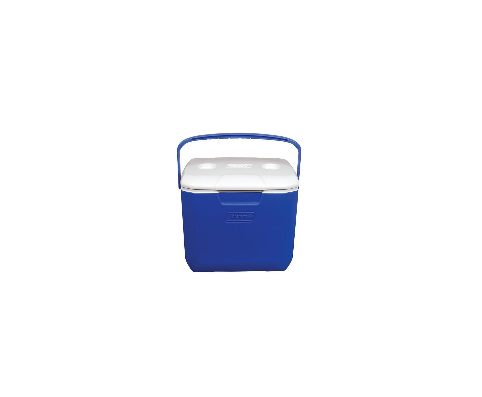 Caixa Térmica 30qt 28,3 Litros Azul - Coleman