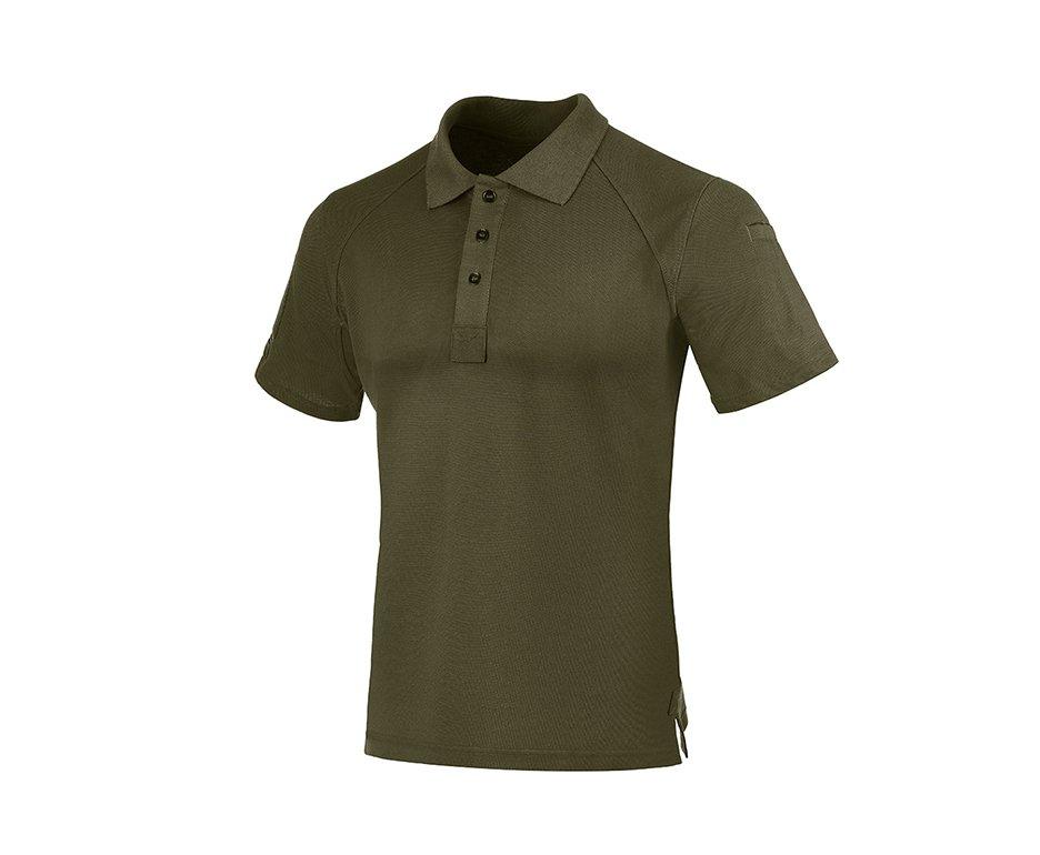 Camisa Control Polo Invictus Control Verde Oliva