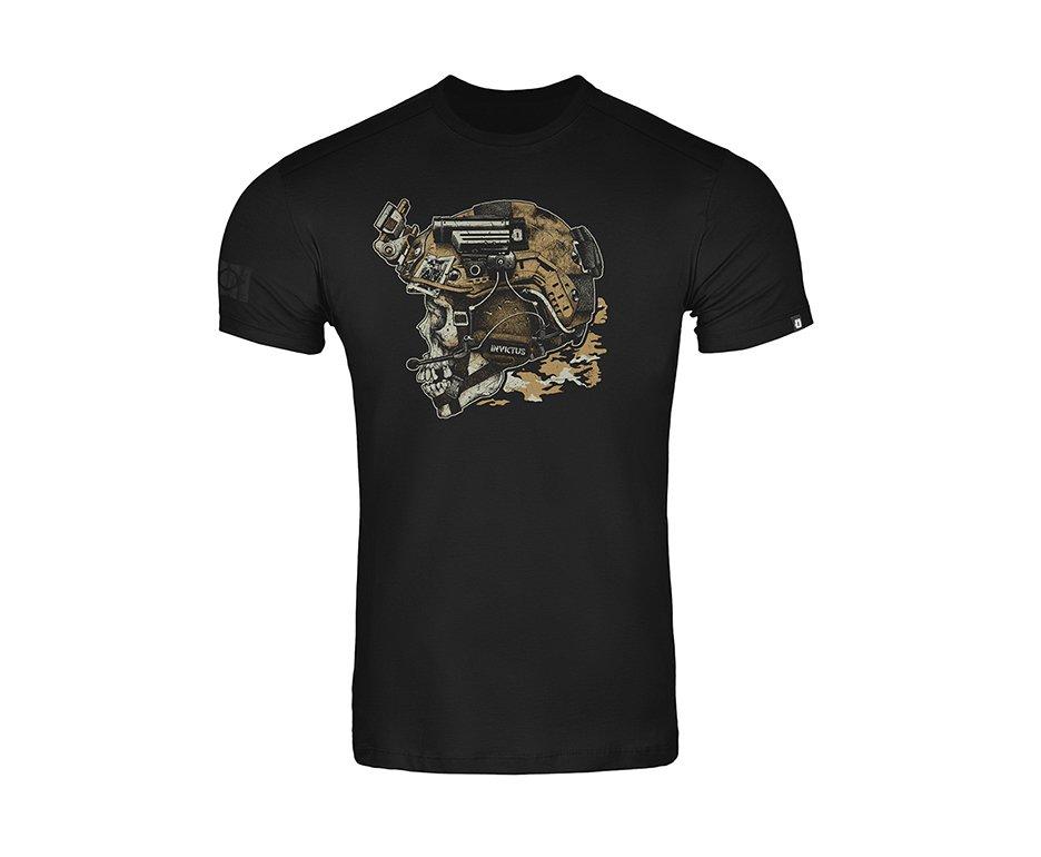 Camiseta T-shirt Invictus Concept Blackjack