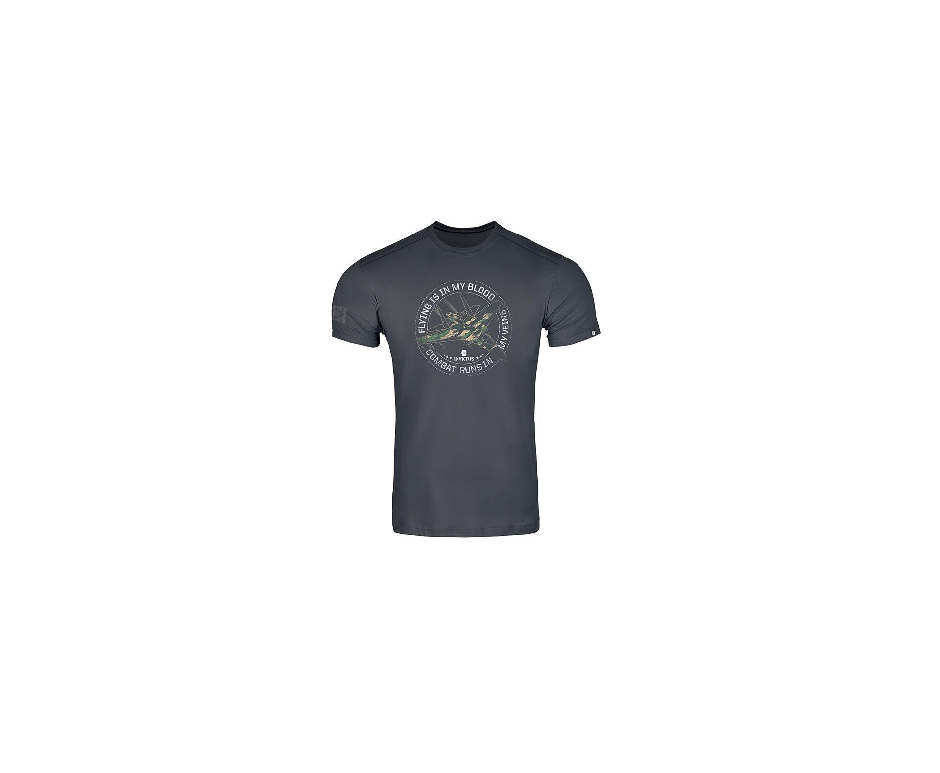 Camiseta T-shirt Invictus Concept Thunderbolt