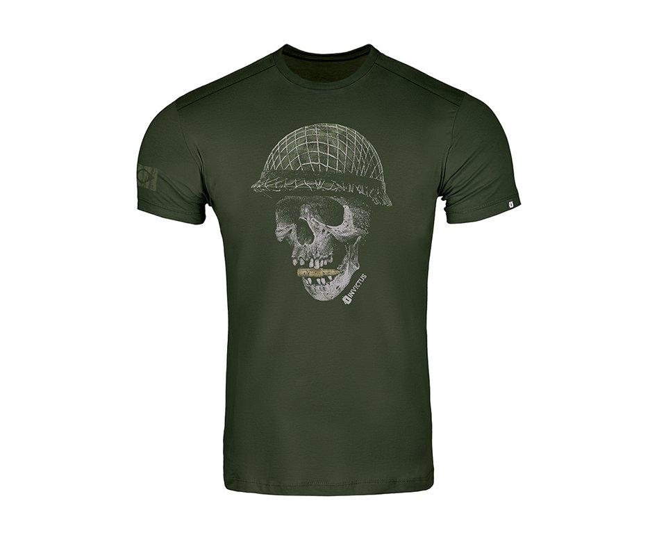 Camiseta T-shirt Invictus Concept Hungry