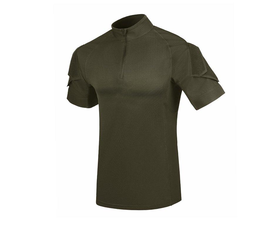 Camisa Tática Invictus Fighter Verde Oliva
