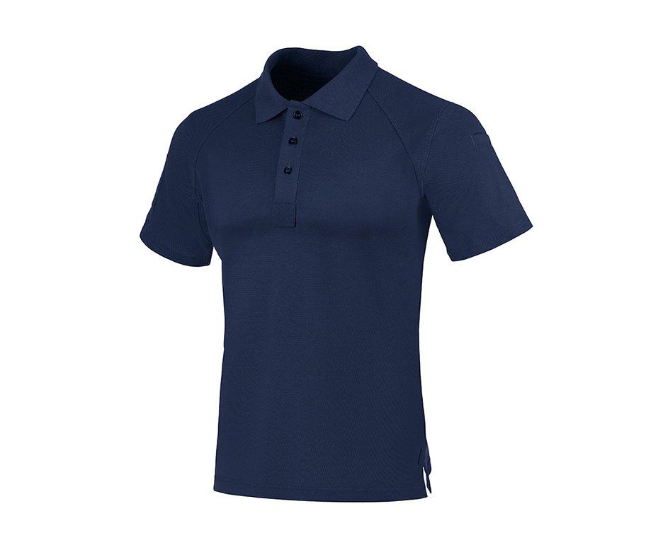 Camisa Tatica Polo Invictus Control Azul Aviator