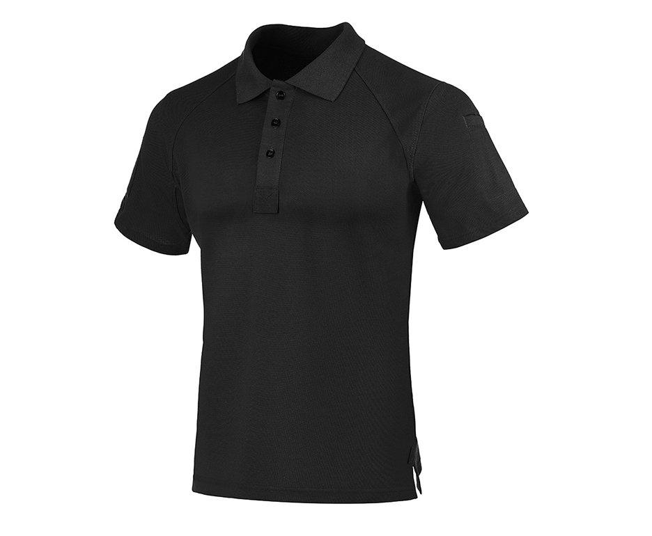 Camisa Tatica Polo Invictus Control Preto