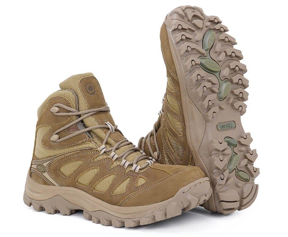Bota Tática Trekking Hiking Airstep Boot  5700-1 Coyote