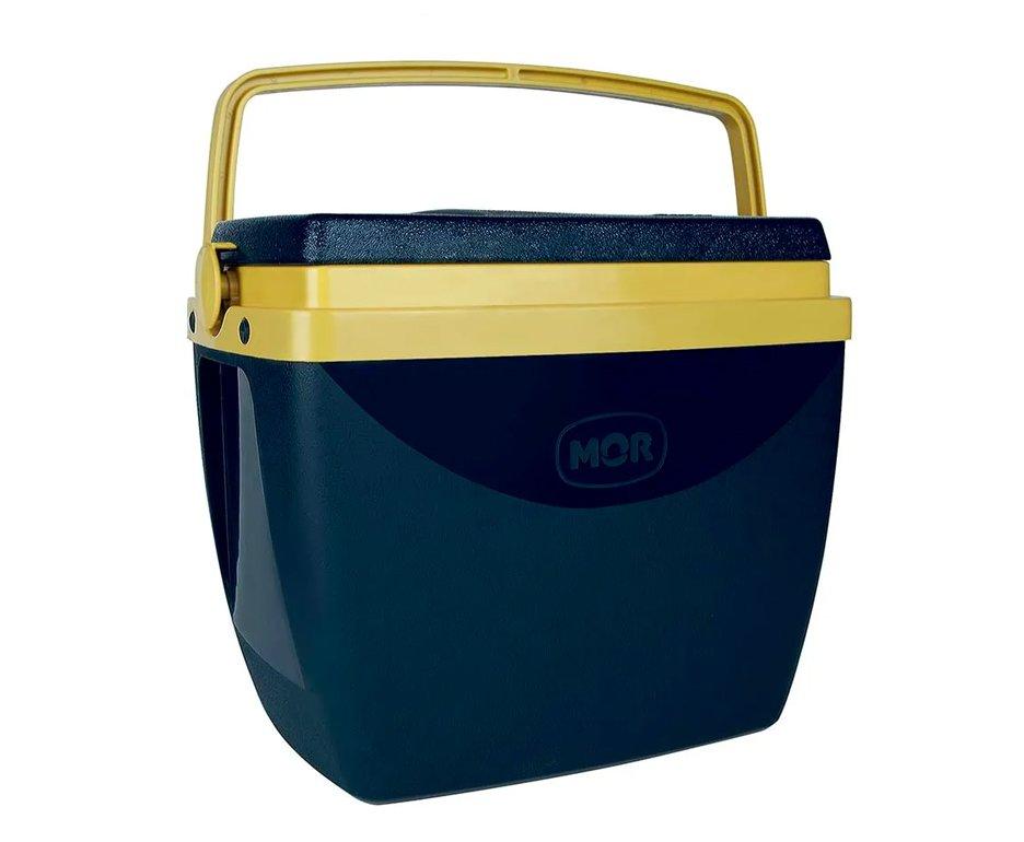 Caixa Térmica Mor 18l 100% Virgem - Azul 25108184