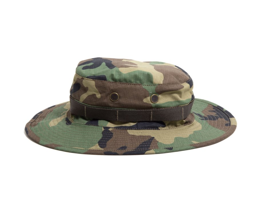 Chapeu Boonie Hat Forhonor Woodland