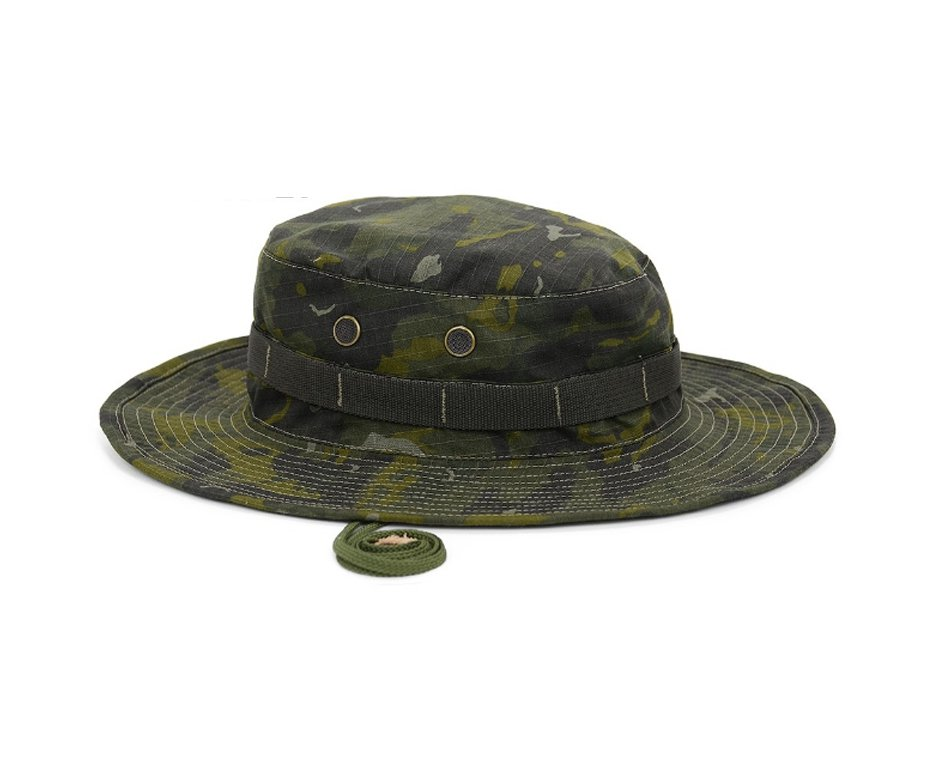 Chapeu Boonie Hat Em Ripstop - Camutrop - Forhonor