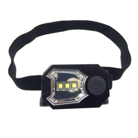 Lanterna De Cabeça 50 Lumens Tida - Nautika