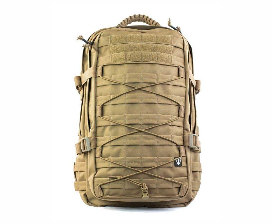 Mochila Tatica Guardian Assault Desert Evo Tactical