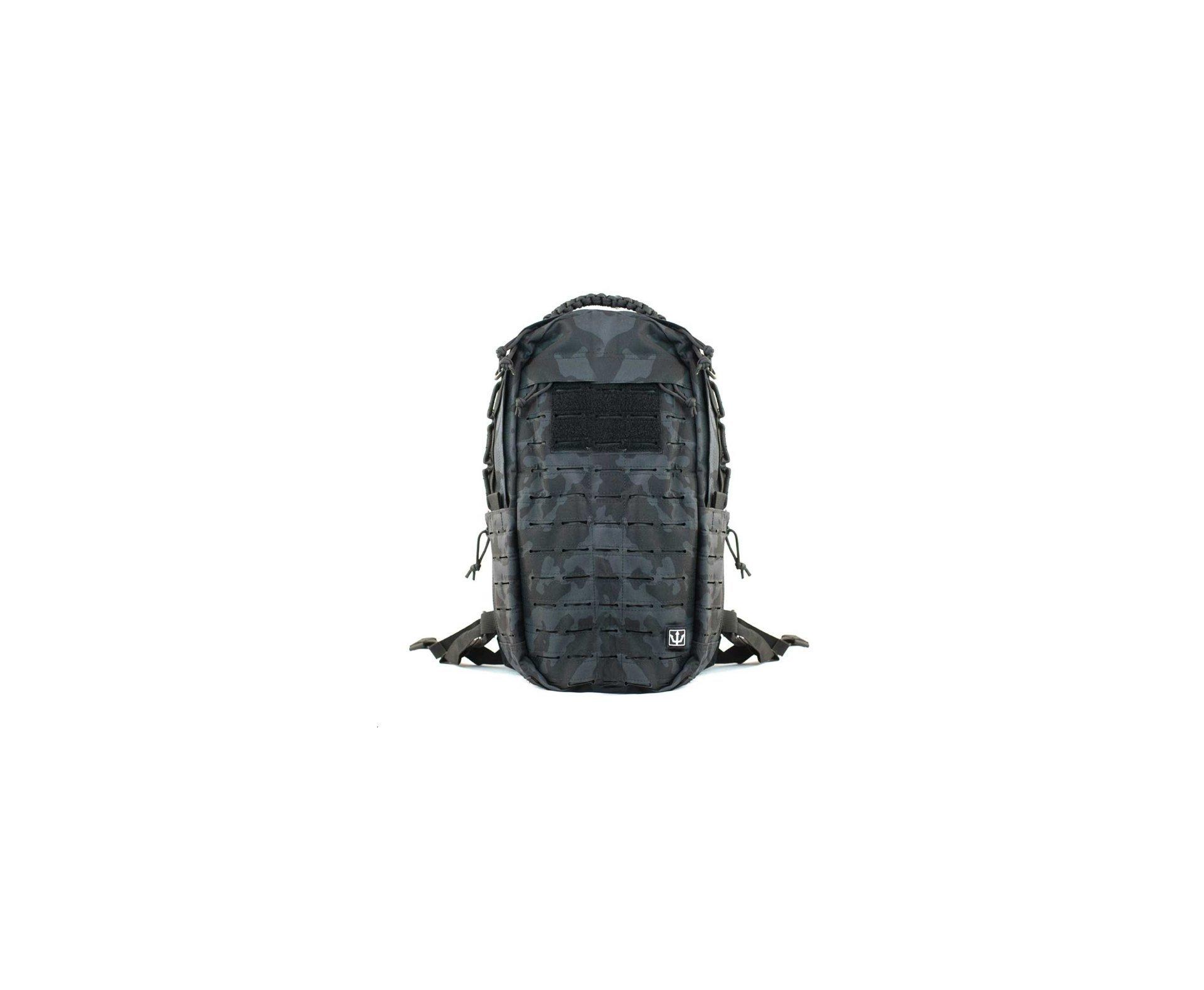 Mochila Evo Tactical - Edc Lite Pack Multicam Black