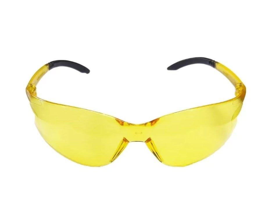 óculos De Proteção Para Airsoft Koala Amarelo - Kalipso