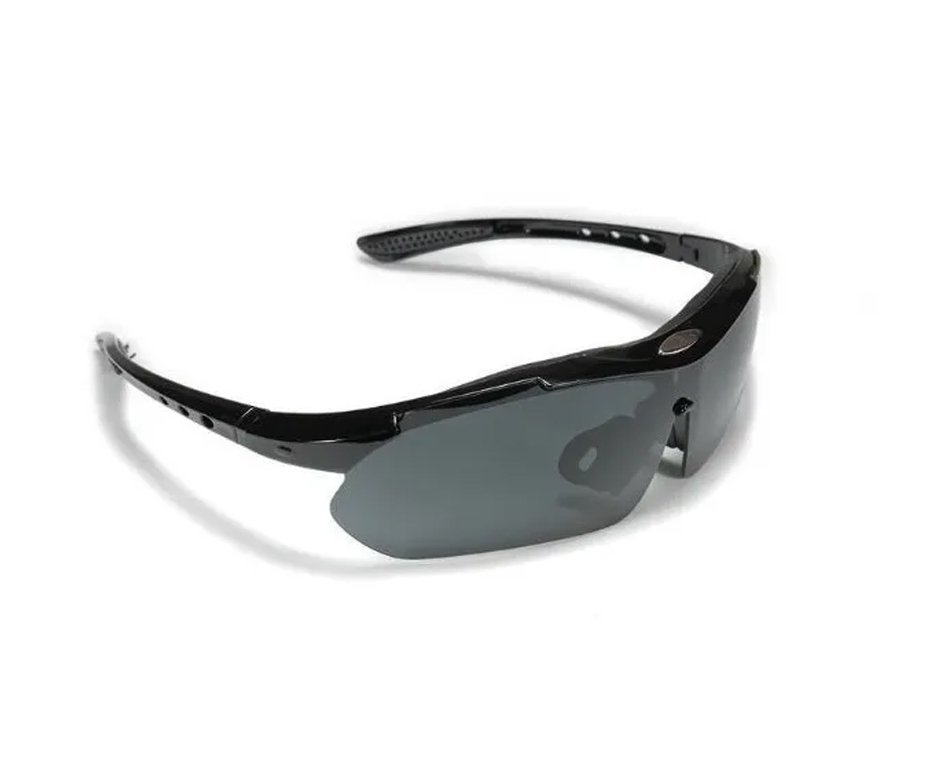 óculos De Segurança Para Tiro Esportivo Sports Glasses Preto - Quick Shot