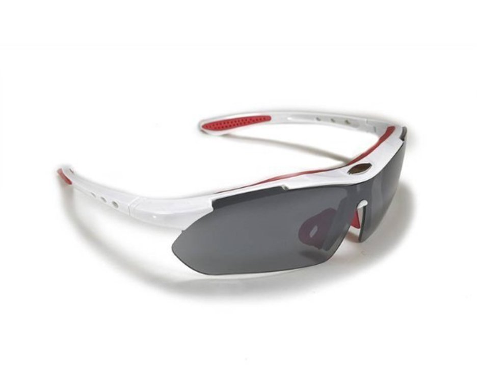 óculos De Segurança Para Tiro Esportivo Sports Glasses Branco - Quick Shot