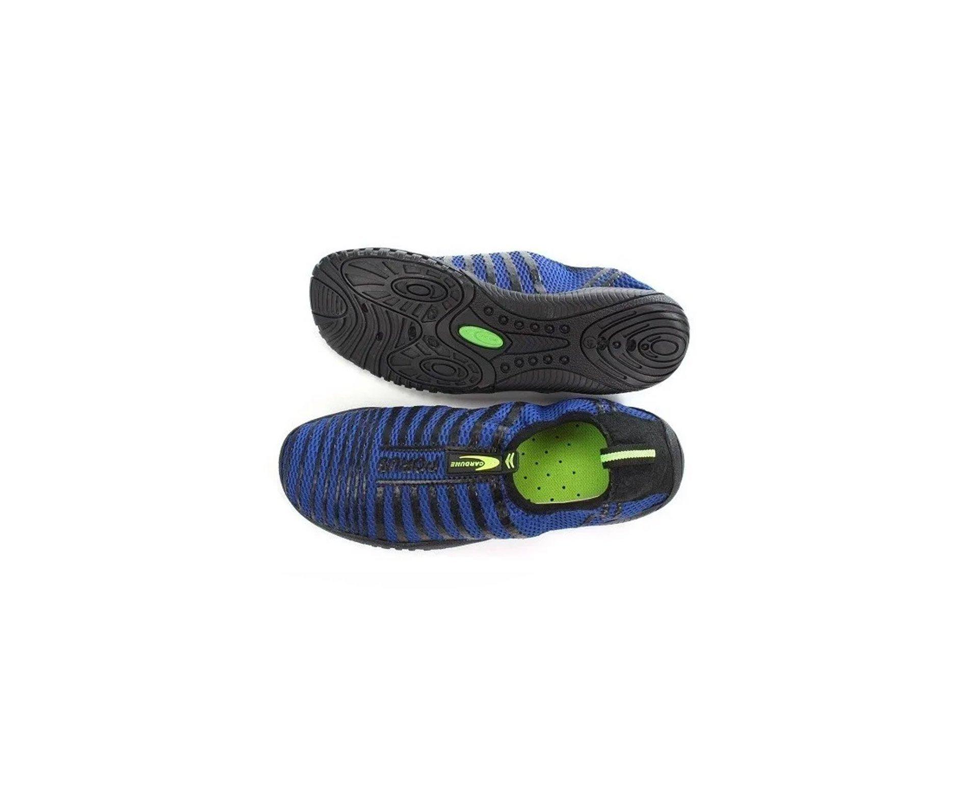Tênis/sapatilha Aquatico Porus Azul - Cardume