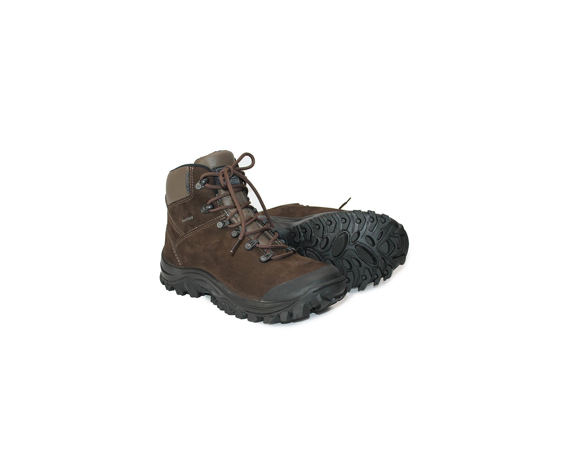 Bota Guartelá Montana Mid Dry Marrom Impermeável - 39