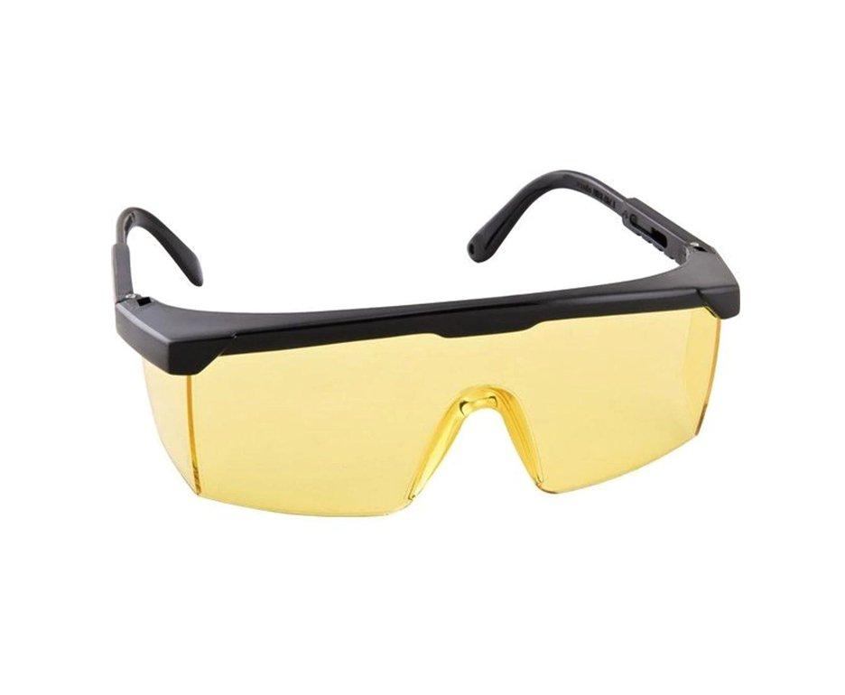 óculos Disma De Proteção  Amarelo