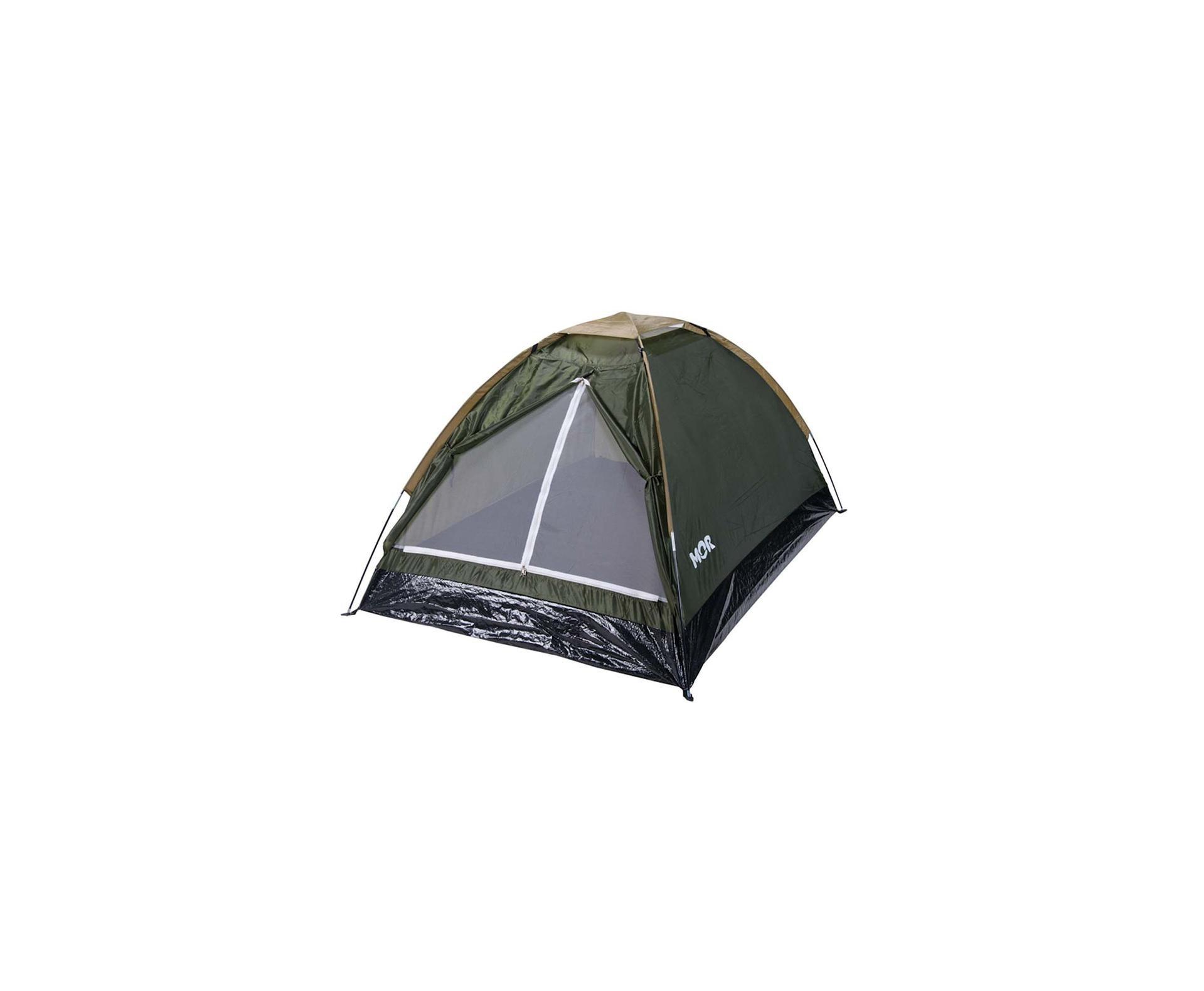 Barraca Camping Iglu 2 Pessoas Verde - Mor