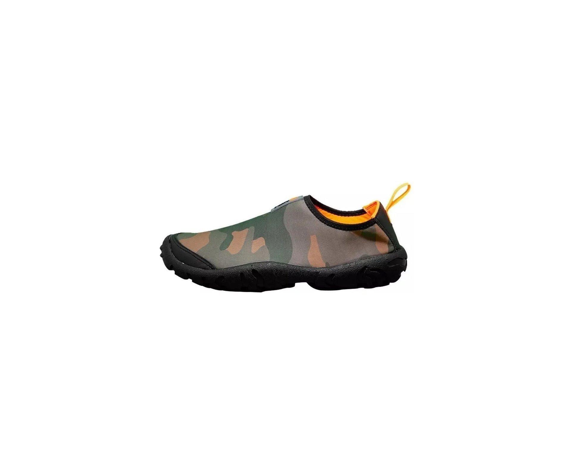 Tênis Hibrido Pesca, Esportes E Caminhada - Camuflado - Ntk - 39