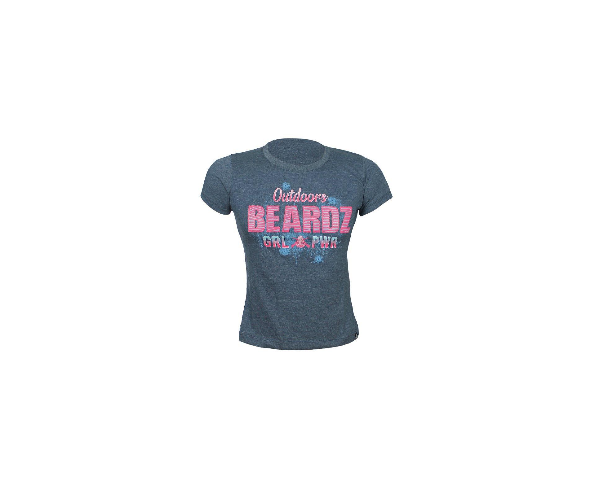 Camiseta Feminina Beardz Grl Pwr Girl Powerts12