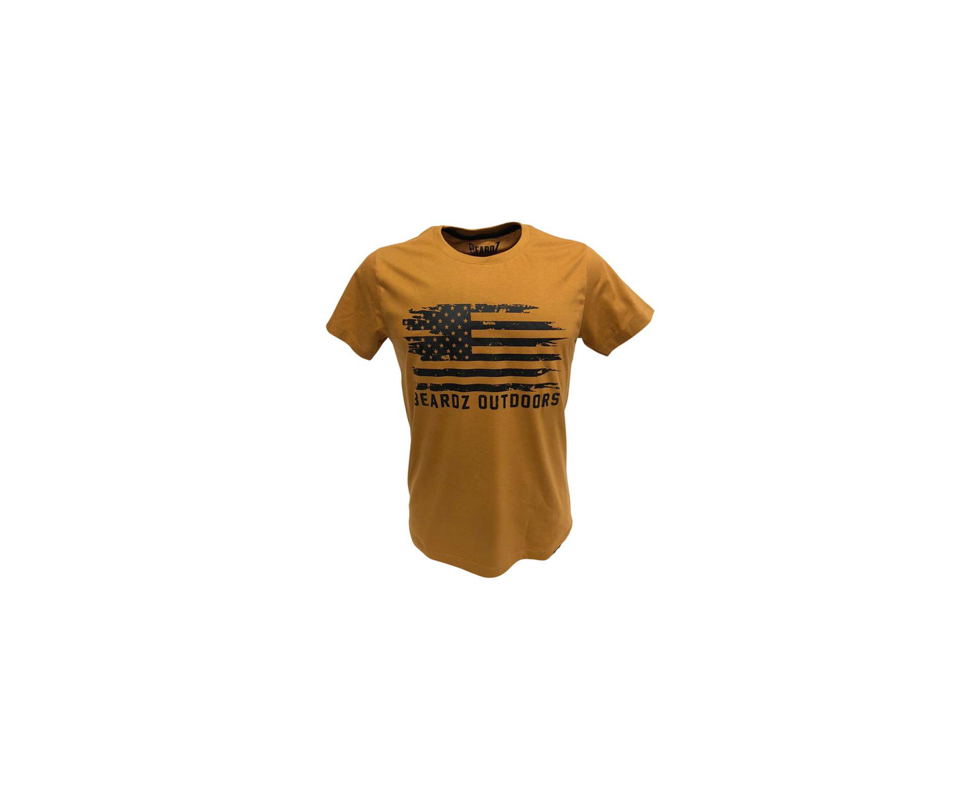 Camiseta Masculina Beardz Desert Sand Ts34