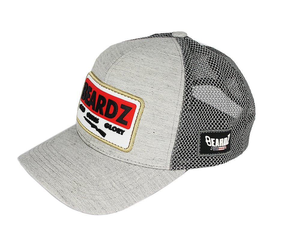 Boné Snapback Beardz Outdoors Grey B1027