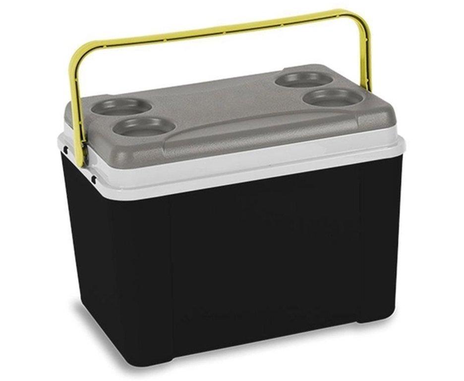 Caixa Térmica Lavita Tradicional 12l - Preta