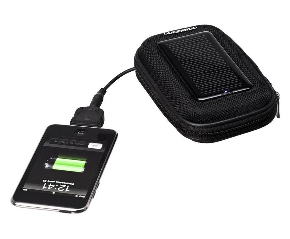 Carregador Solar Portátil Pocket Gl - Guepardo