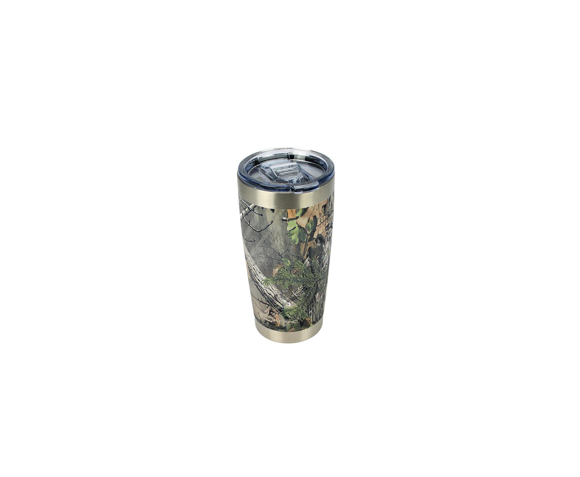 Copo Cerveja Térmico Aço Inox Avalon 570ml Camuflado - Ntk