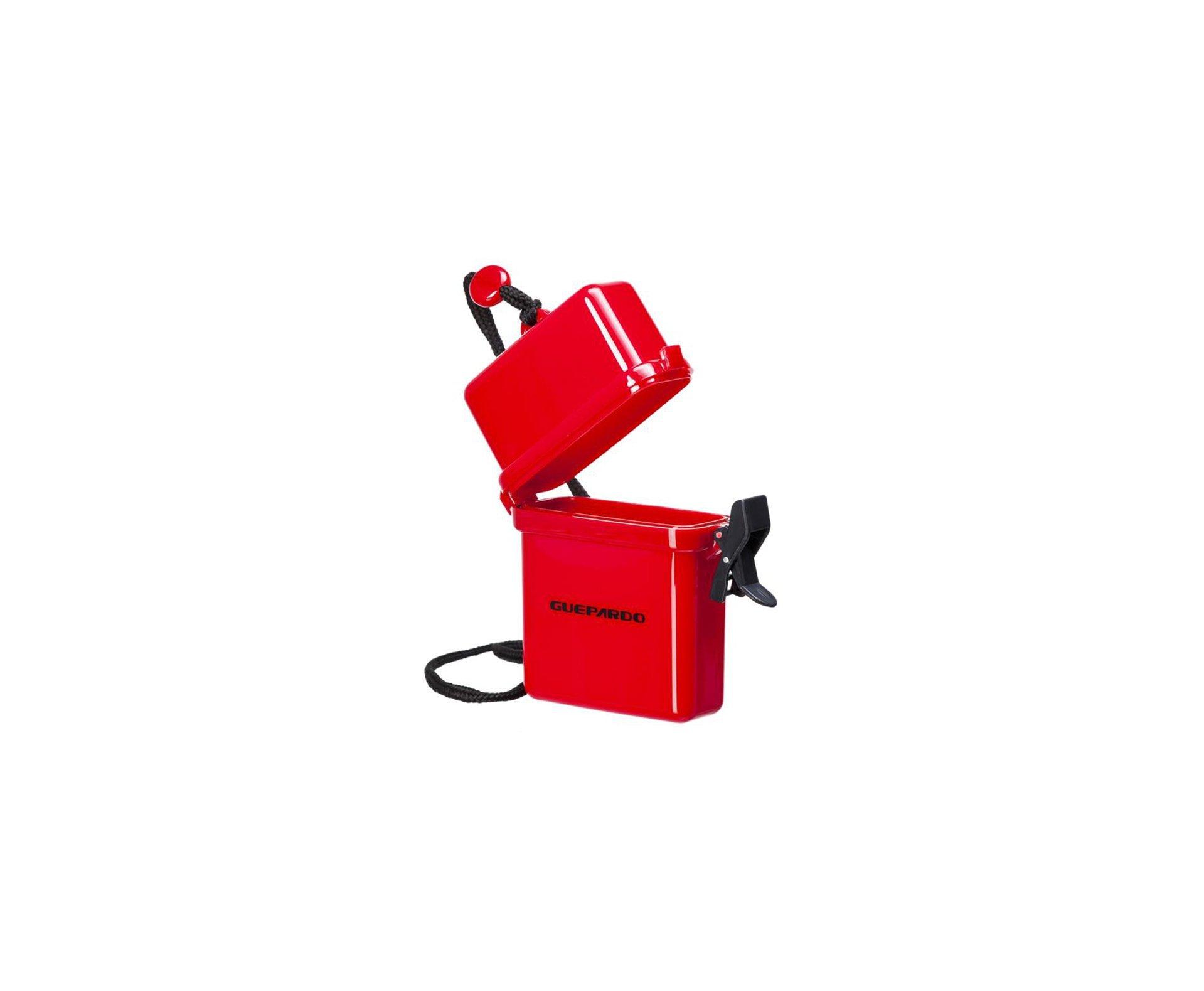 Porta Objetos Impermeável Retangular Sport Case 2 - Guepardo
