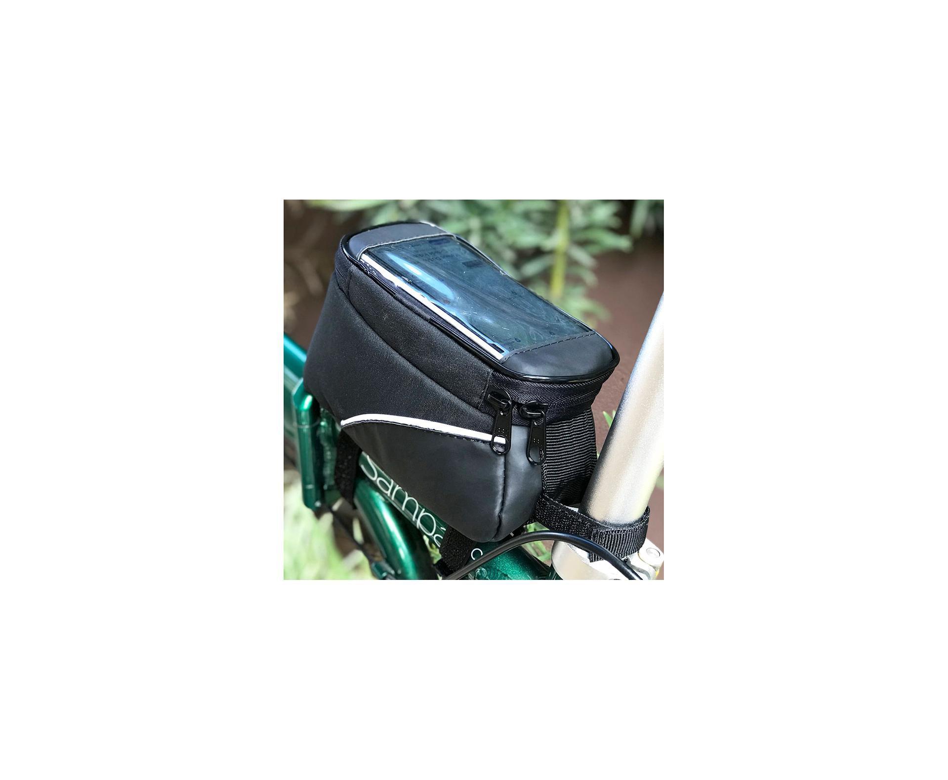Bolsa para Quadro de Bicicleta - Porta Celular Durban Mobile