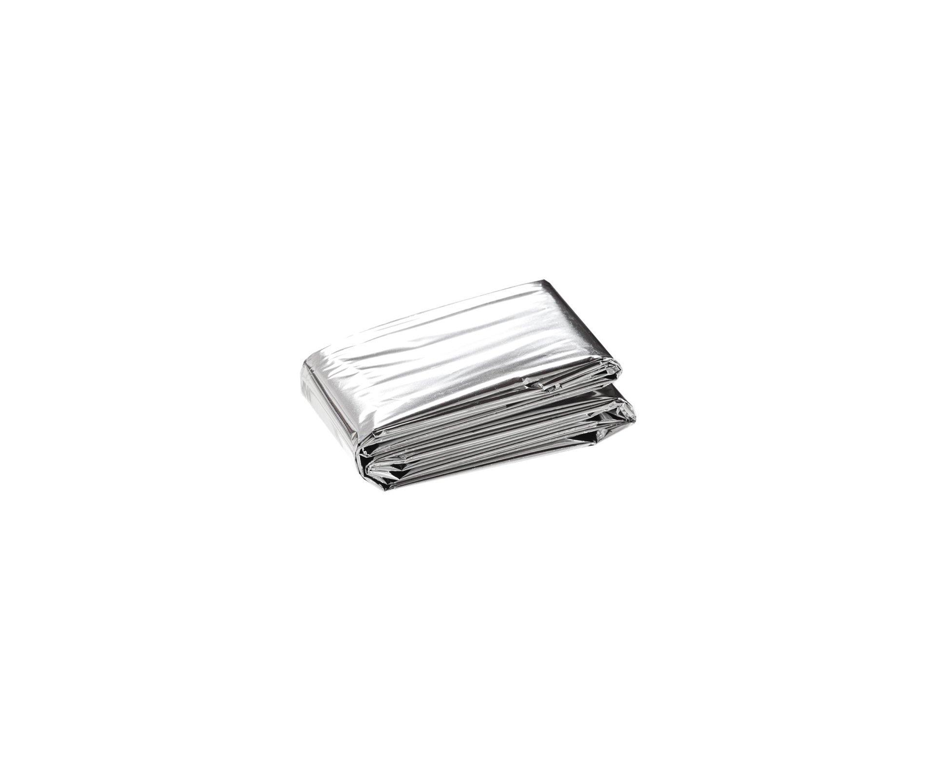 Cobertor De Emergência Alumínio 132 X 213 Cm - Guepardo