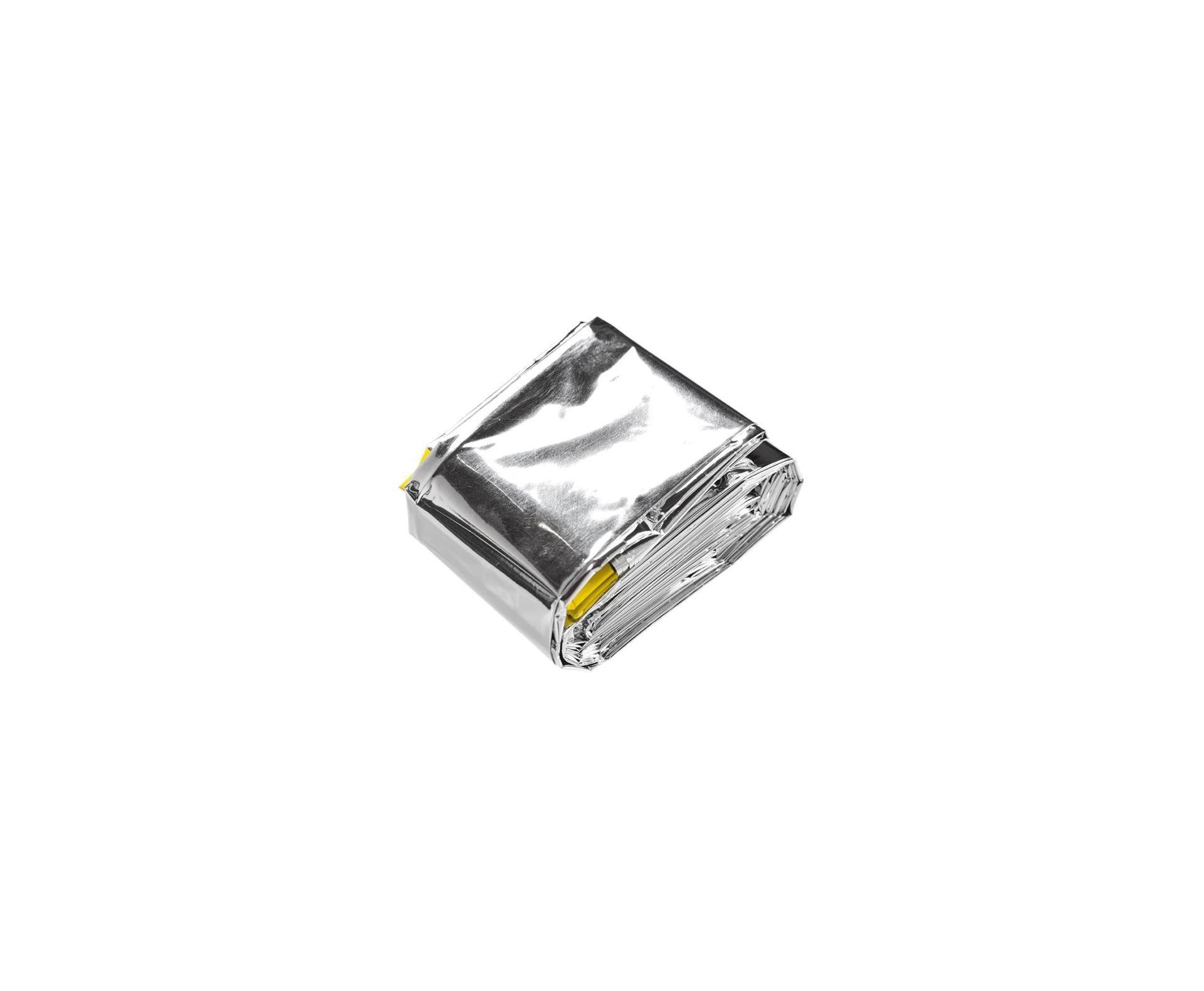 Saco De Dormir De Emergência Em Aluminio 91,5 X 213 Cm - Guepardo