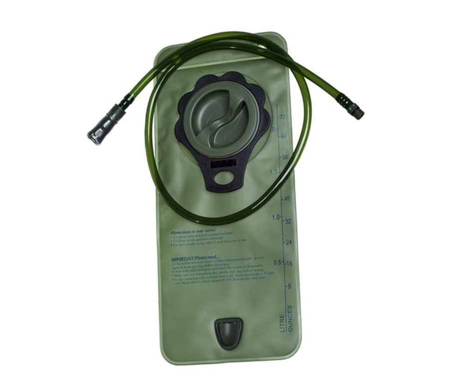 Refil Hidratação Hidrabag Verde 2 Lts - Guepardo