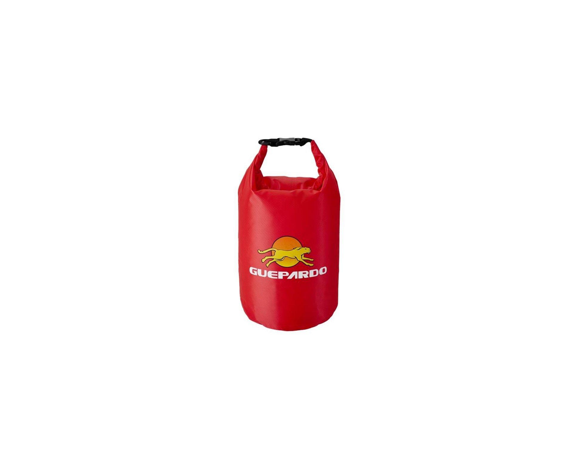 Saco Estanque Keep Dry Vermelho 5 Lts - Guepardo