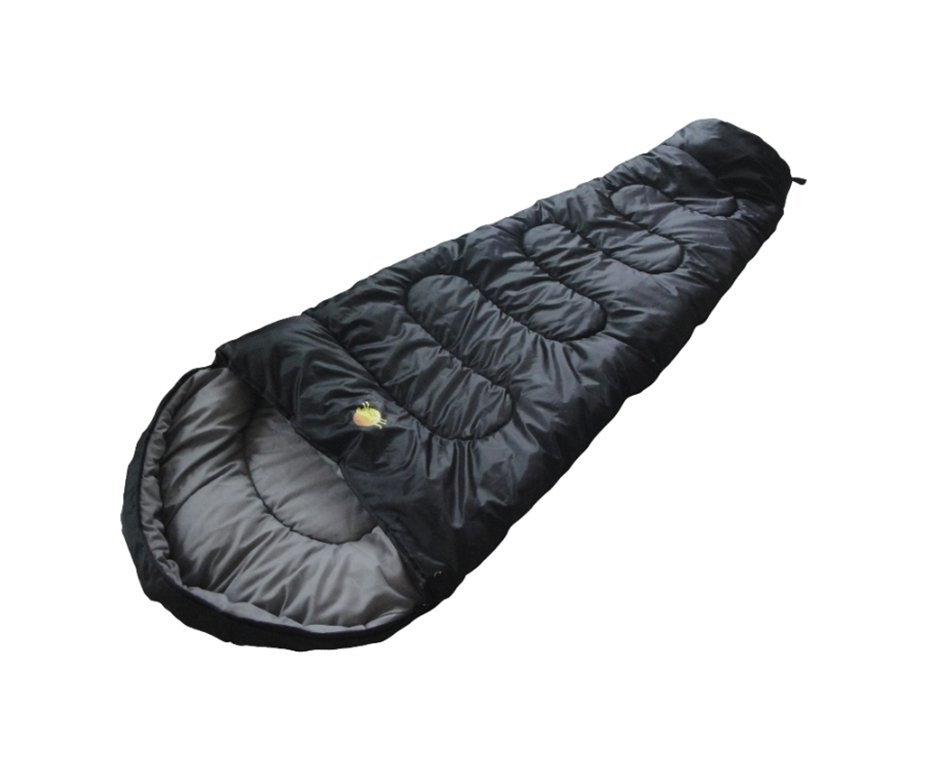 Saco De Dormir Ultralight Preto - Guepardo