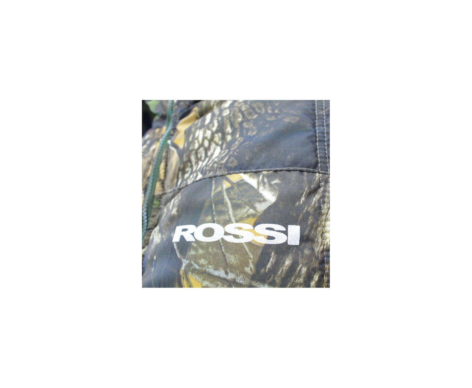 Colete Explorer Camuflado Folha Tam G - Rossi