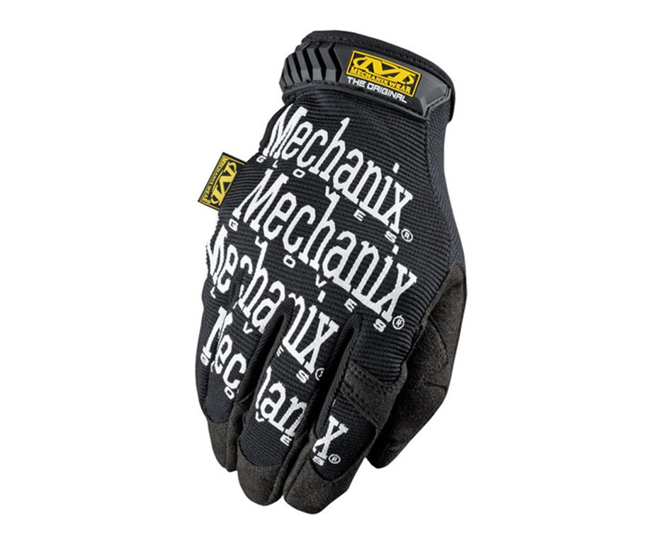 Luva Mechanix Black - M