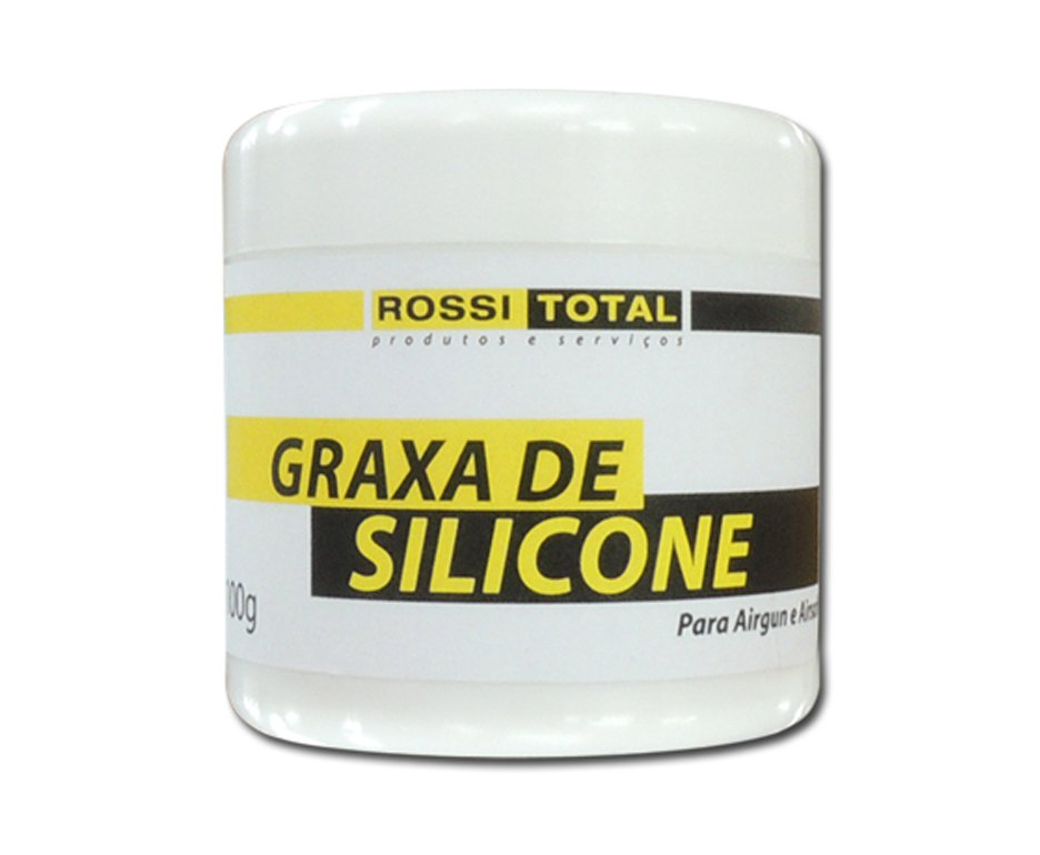 Graxa Silicone Rossi Total 100g