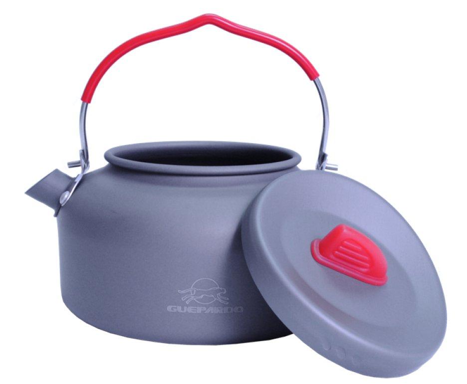 Chaleira Mini Smart Kitchen Camping 650ml - Guepardo