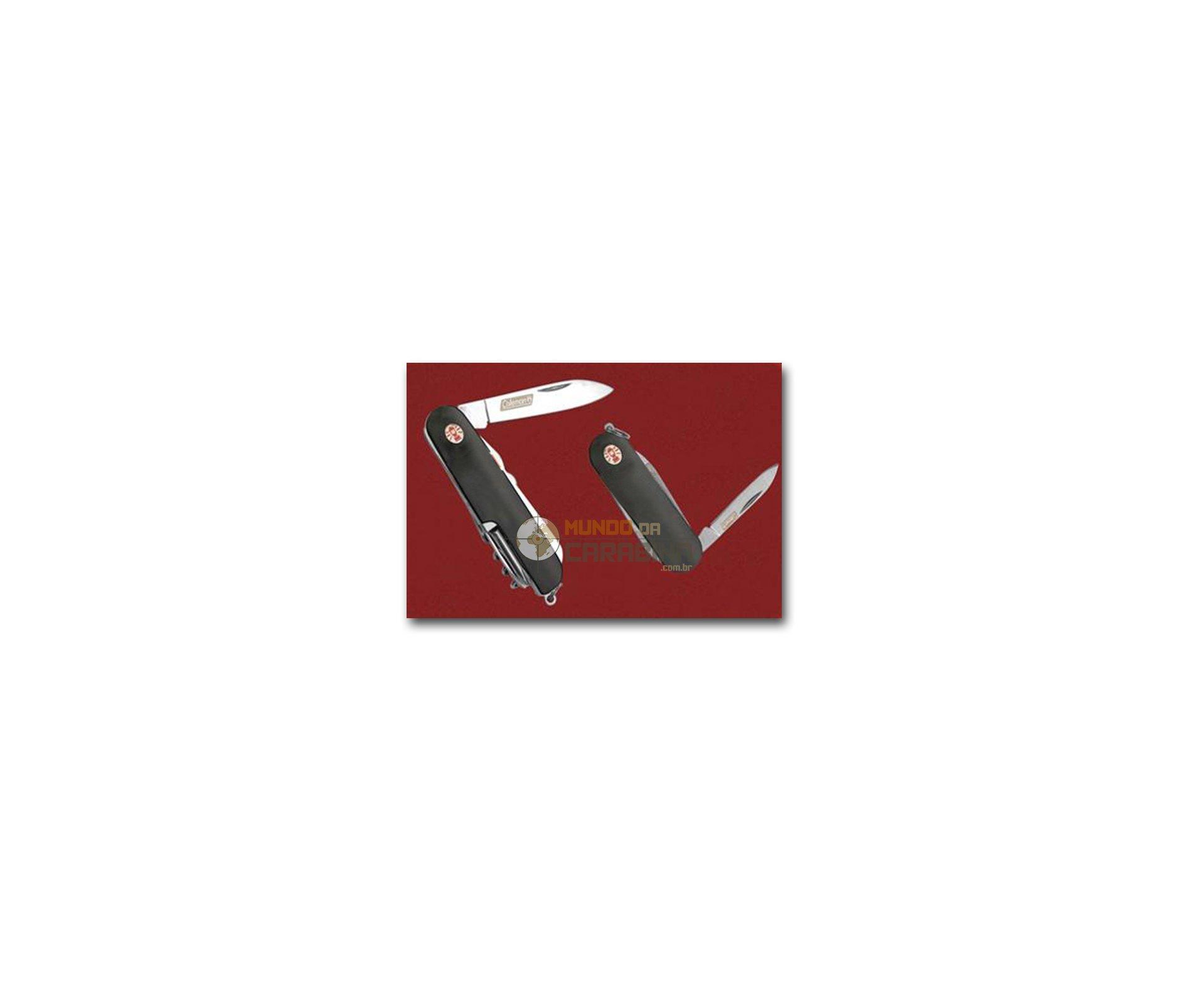 Canivete Multi Funções Knife Edição Limitada - Coleman